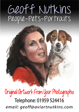 Geoff Nutkins People-Pets-Portraits
