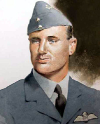 Flight Lieutenant Dick Reynell