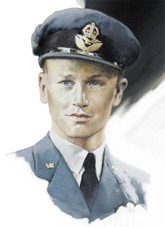 Wing Commander Tom Neil